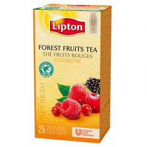 Lipton Prof. Forest Fruits Tea, 25pcs