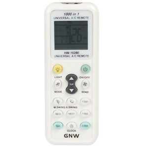 Universal Airconditioning Remote Control