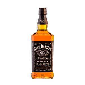 Jack Daniel's Black Label, 1L