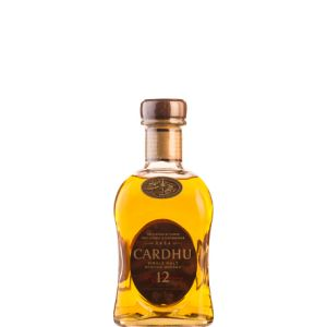 Cardhu 12 Years Single Malt, 0.7L
