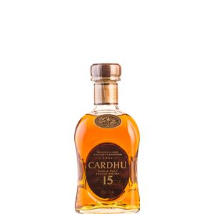 Cardhu 15 Years Single Malt, 0.7L
