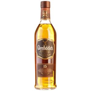Glenfiddich 15 Years, 0.7L