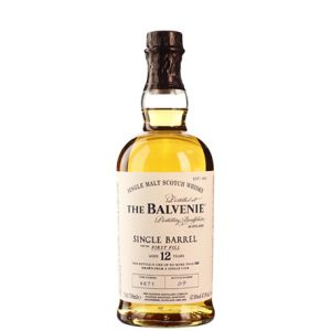 Balvenie 12 Years Single Barrel First Fill, 0.7L
