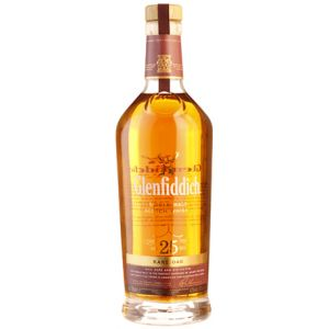 Glenfiddich 25 Years, 0.7L