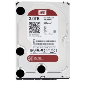 WD Red 3TB NAS Hard Disk Drive