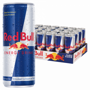 Red Bull cans (24x25cl)