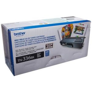 TN336BK Brother Toner for MFCL8850CDW, Black