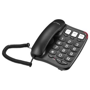 Ornin Big Button Corded Telephone with Speaker