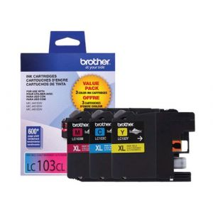 LC103CL CL Brother Ink Cartridge, Color