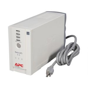 APC Back-UPS CS350 210W Complete Unit