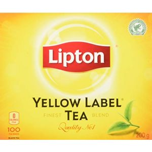 Lipton Prof. Yellow Label, 100pcs