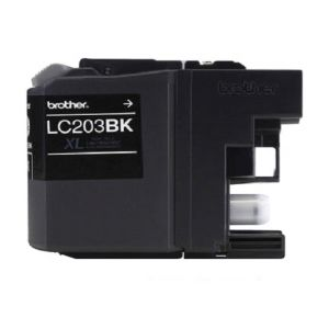 Brother LC203BK XL Value Pack (2pcs) Black Ink Cartridge for Brother MFC J880DW