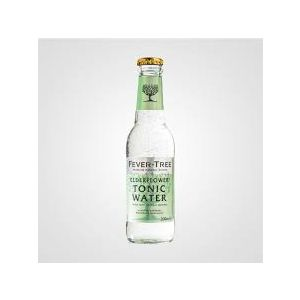Fever Tree Elderflower, 20cL Bottle, 24pcs