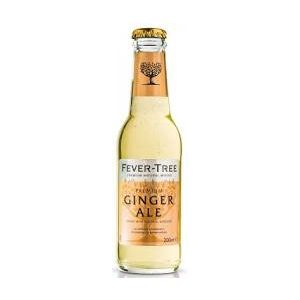 Fever Tree Ginger Ale, 20cL Bottle, 24pcs