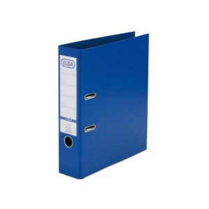 Ring Binder, A4, 80mm, Blue, per piece