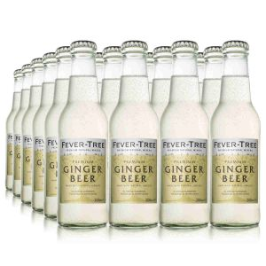 Fever Tree Ginger Beer 20cL Bottle, 24pcs