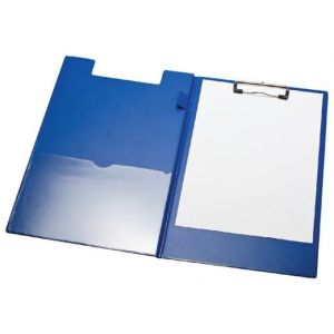 Foldable clipboard, Blue