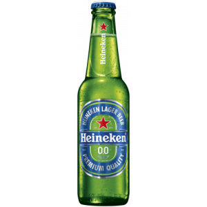 Heineken 0.0, 30cl Bottle, 24pcs