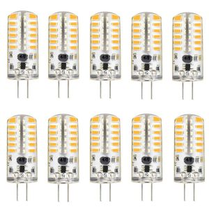 Kingso LED 12V, G4, Non-Dimmable, per piece light bulb