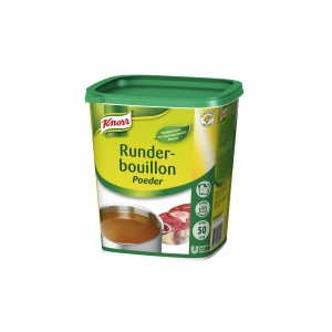 Knorr Authentic Beef Broth Powder, 1kg
