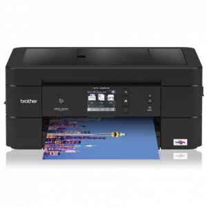 Brother MFC J895DW All-In-One Color Inkjet Printer