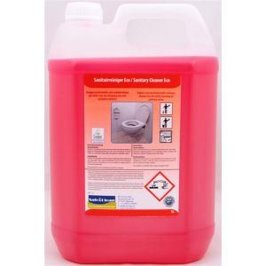 Eco Sanitair Cleaner, 2x5L Cans
