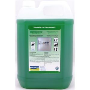 Eco Floorcleaner Re-Fill, Green, 2x5L