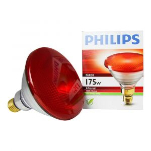 Philips PAR38 Infrared lamp 175W 240V E27