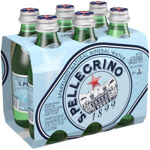 San Pellegrino Box, 0.25L Bottle, 24pcs