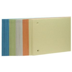 Divider Strips, Multicolor, 100pcs