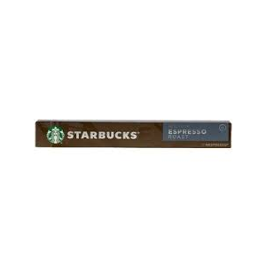 Starbucks Espresso Roast by Nespresso Dark Roast, 10pcs