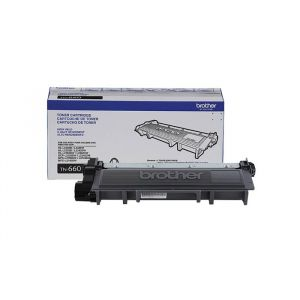TN-660 High Yield Black Cartridge for Brother DCP-L2540DW